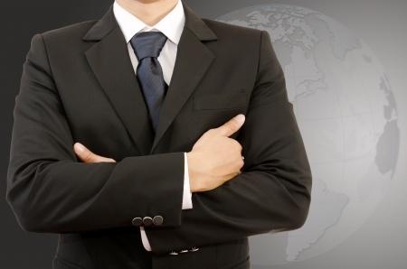 ליטוש התדמית של איש עסקים
