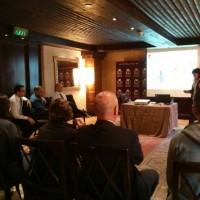 סדנה למנהלי רשת מלונות דן בנושא קוד לבוש ייצוגי ועסקי - קינג דויד ירושליים