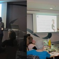 הרצאות בנושא תדמית וקוד לבוש למנהלות לשכה -ICX-המרכז הבינלאומי לכנסים