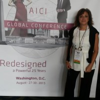 At the AICI Global Conference -Washington DC 2015