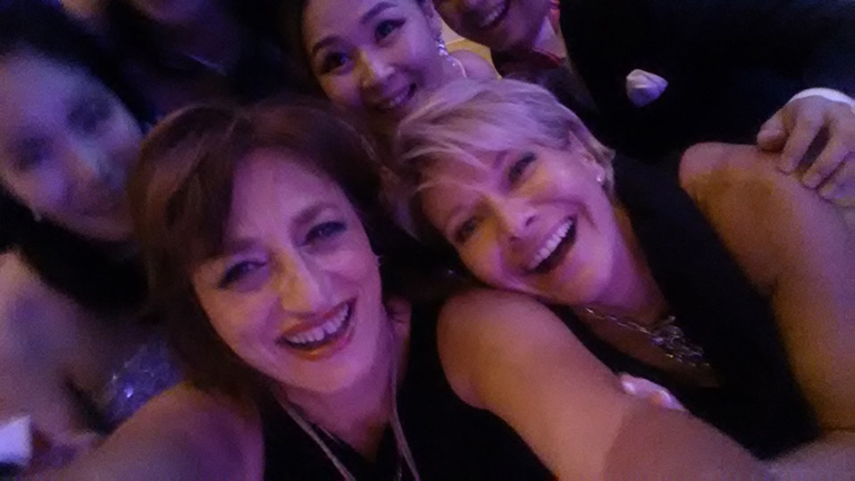 Let's Party -at AICI GALA Washington 2015