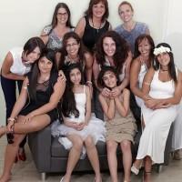 עם הבנות בסיום הקורס