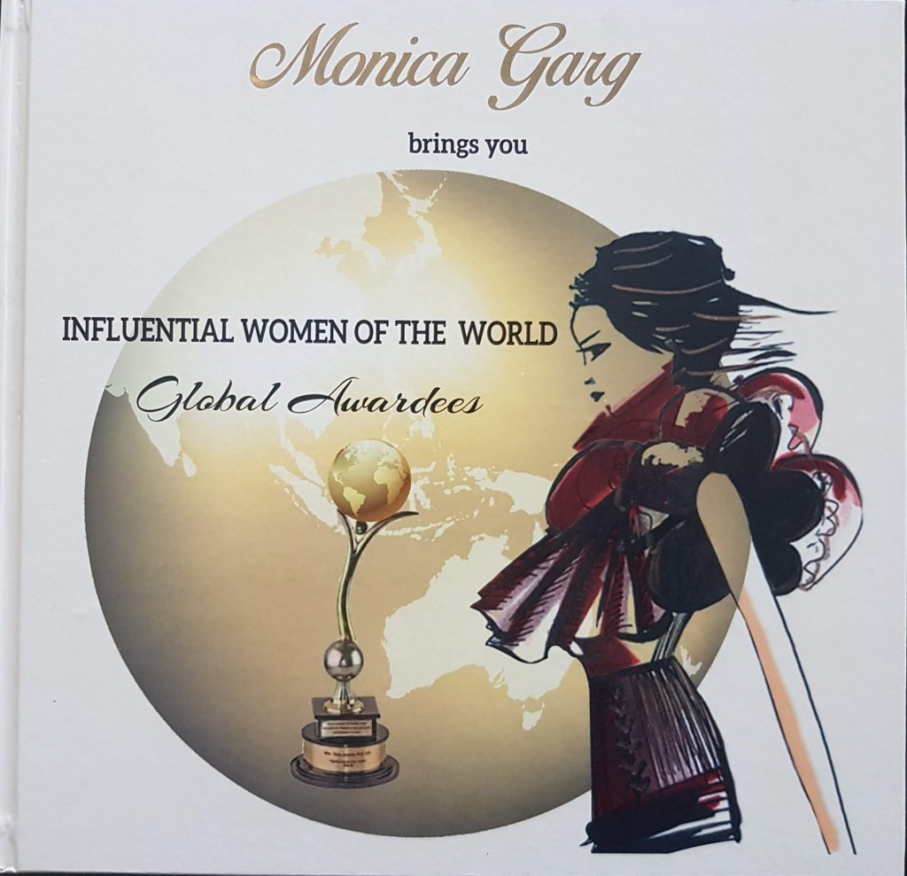 INFLUENTIAL WOMEN OF THE WORLD GLOBAL AWARDEES