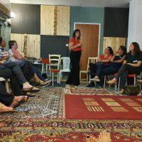 הרצאה על תדמית מיתוג אישי לנשים עצמאיות