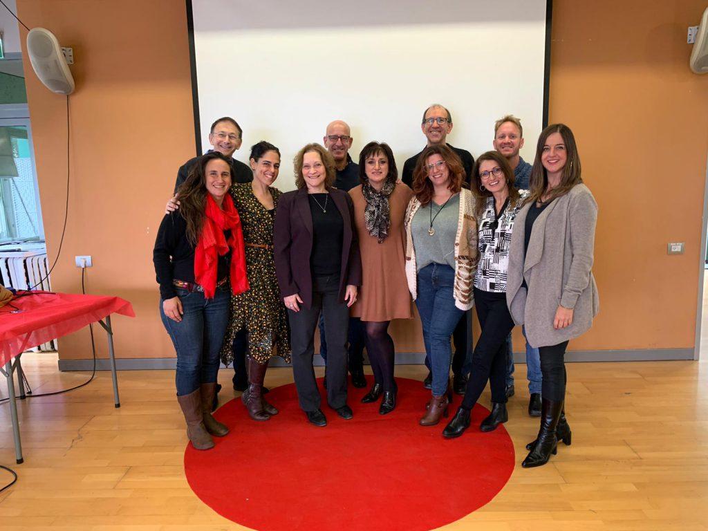 ייעוץ וליווי תדמית ויזואלית למרצים TEDX SAVYON