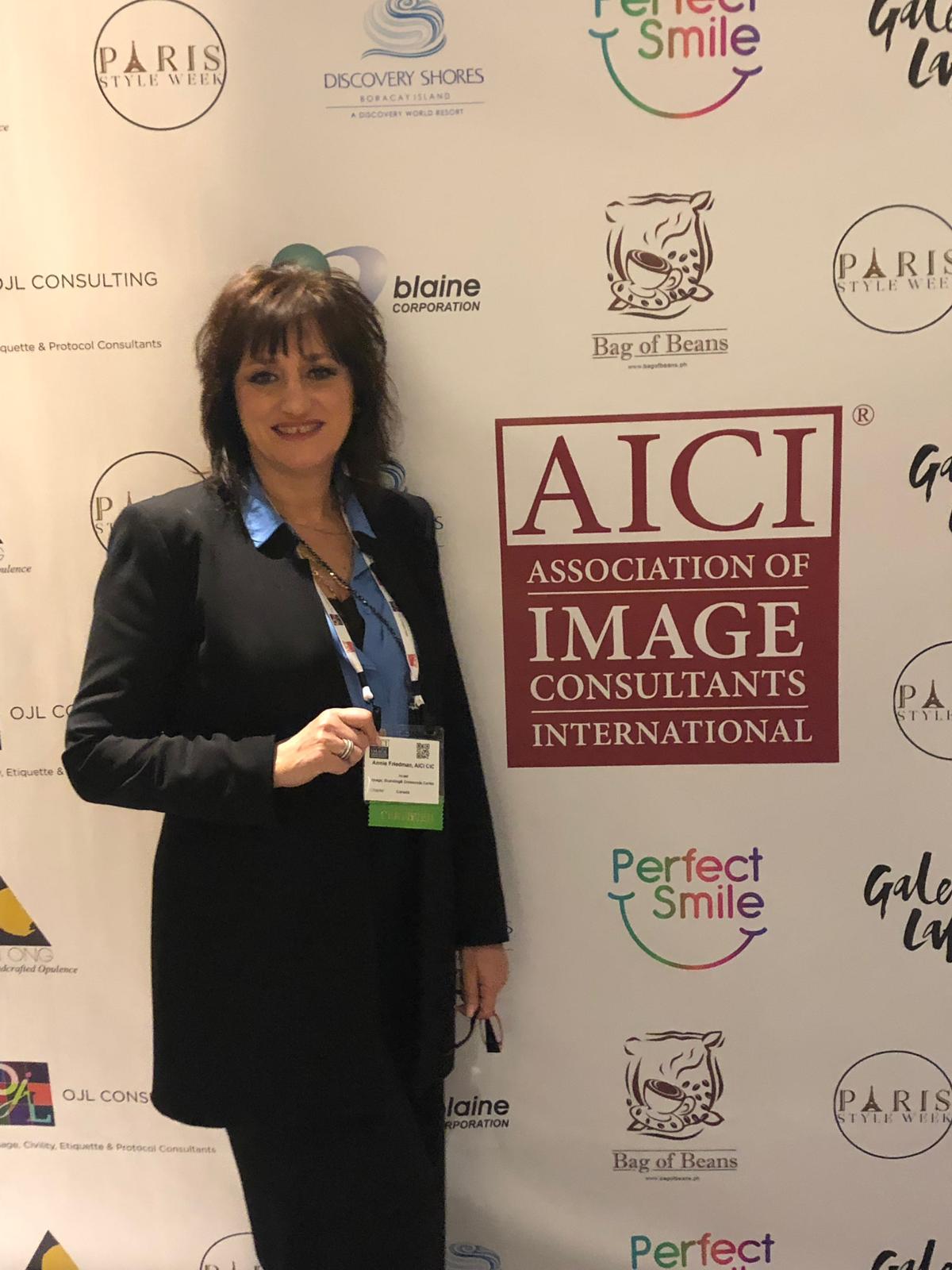 אני פרידמן AICI CIC מומחית לתדמית