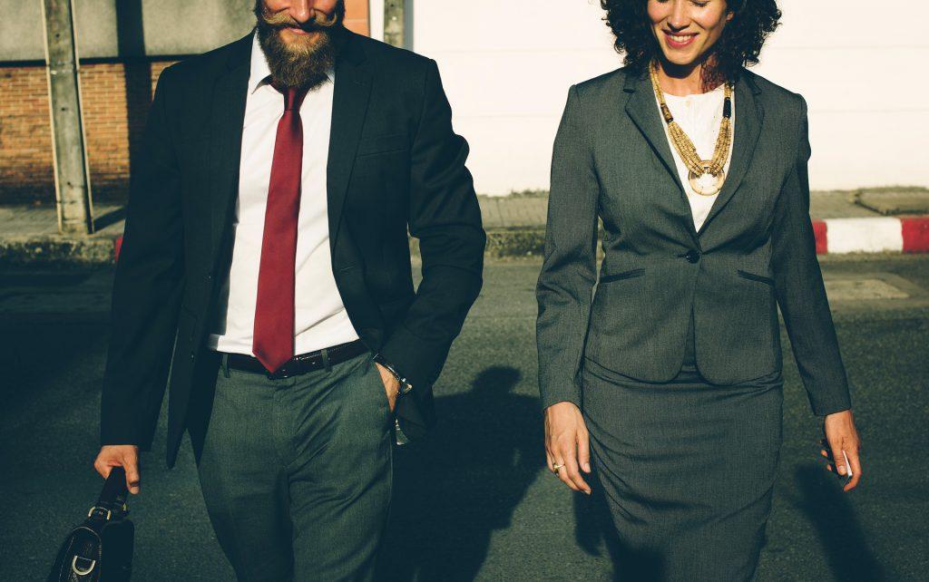 תדמית עסקית אנשי ונשות עסקים